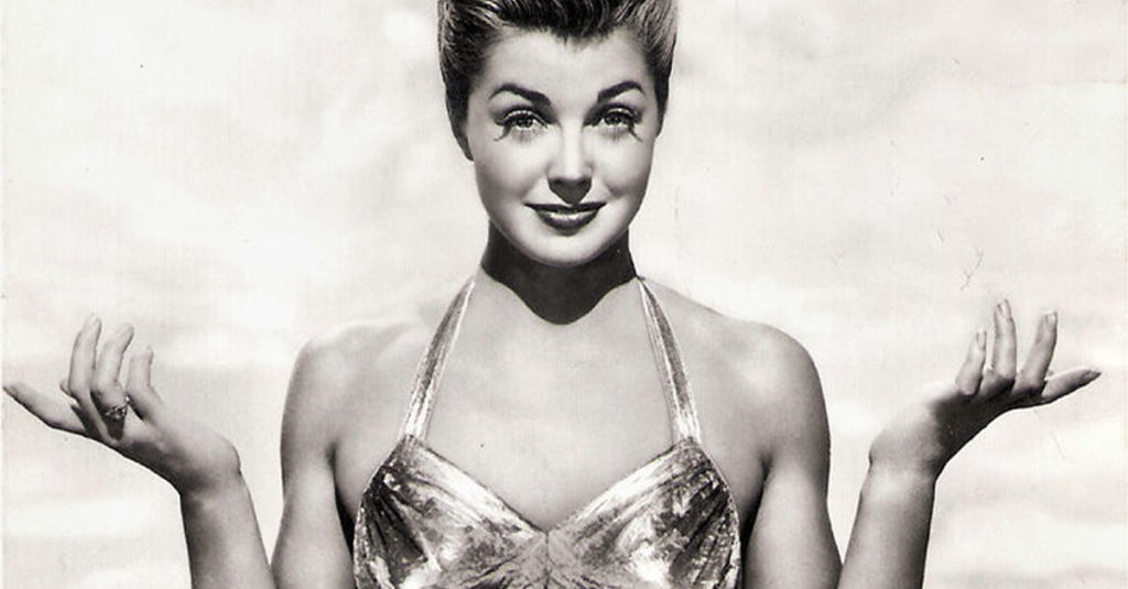 Wet And Wild Facts About Esther Williams, The Hollywood Mermaid