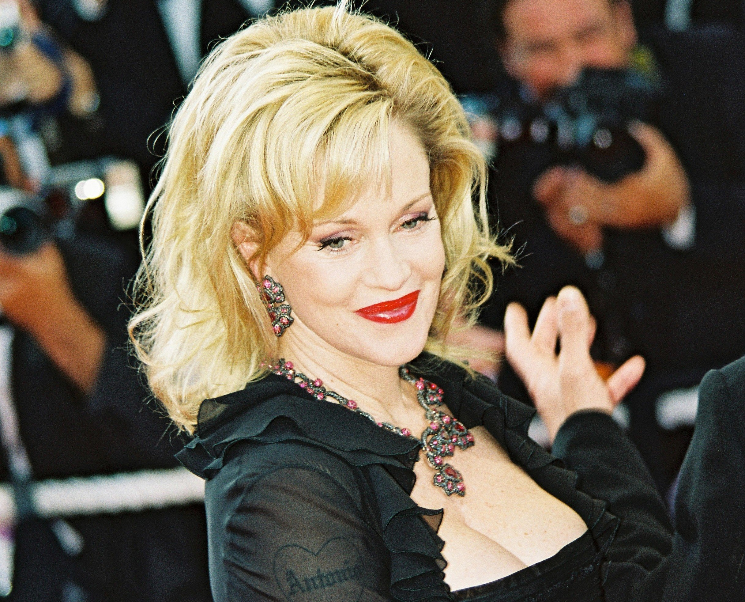 Melanie Griffith Facts