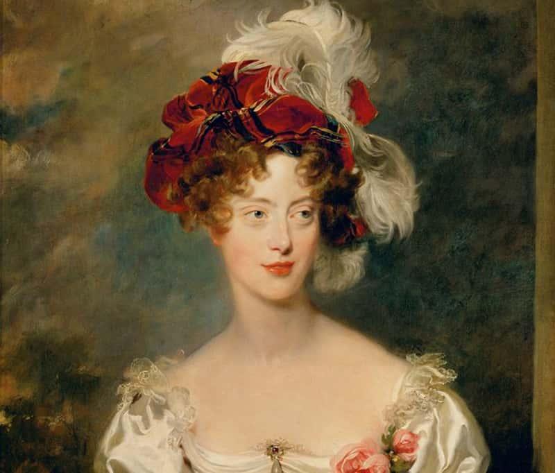 Marie-Caroline, Duchess of Berry facts