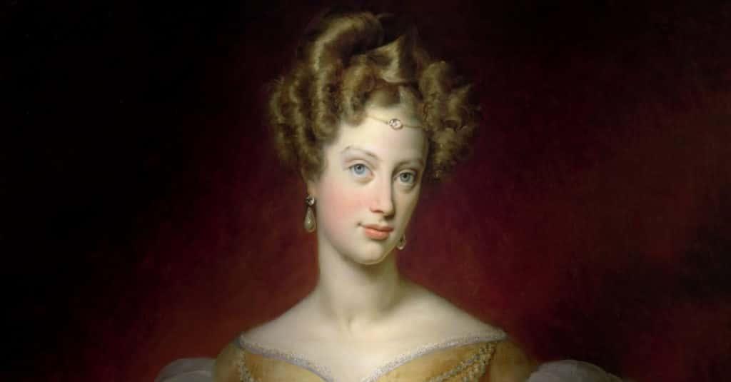 Fierce Facts About Marie-Caroline, The Unshakable Duchess of Berry