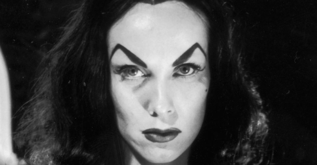 Eerie Facts About Maila Nurmi, The Horror Muse