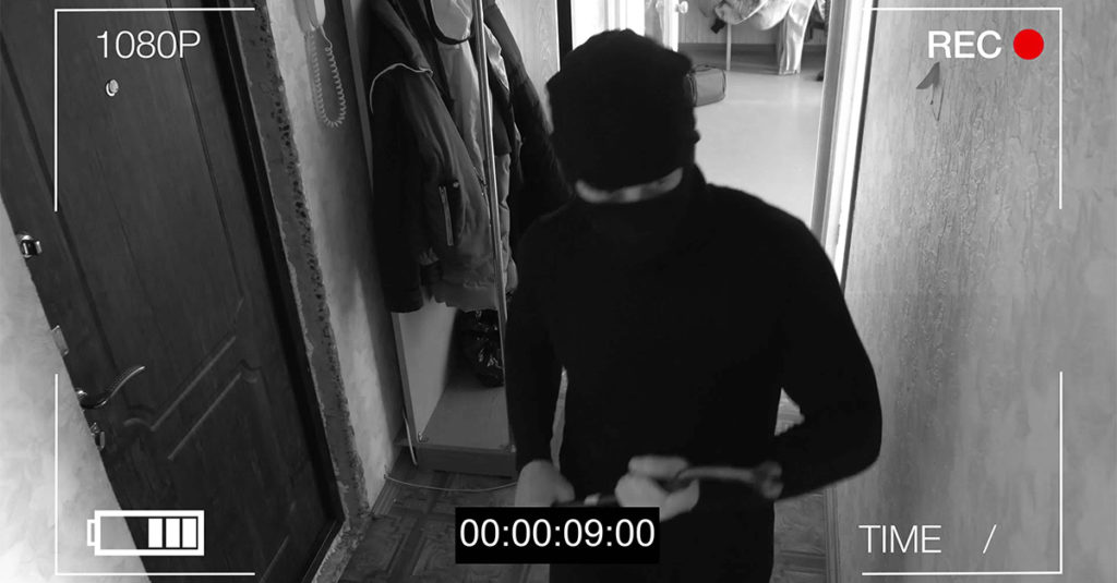 Unreal Moments Captured By Security Cameras